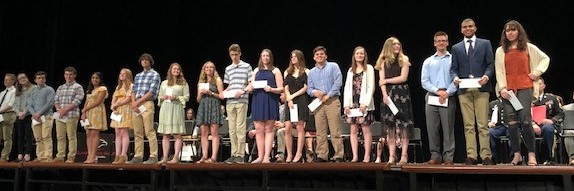 2019 Eagle Foundation Scholarship Recipients